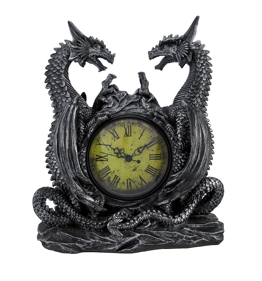 dragon-clock