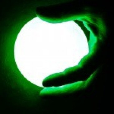 glowing-contact-ball