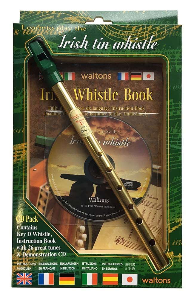 tin-whistle-book